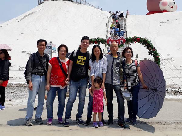 香港旅客 台南包車旅遊