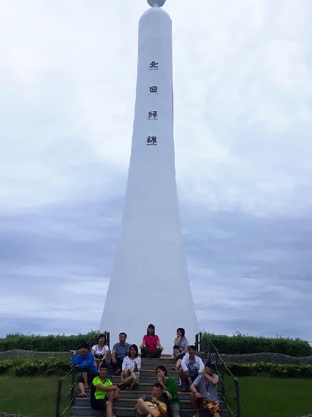 大陸廣西旅客 台灣包車旅遊