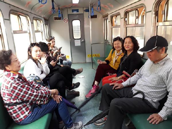 鐘小姐 嘉義包車旅遊