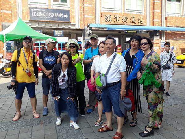 大陸廣西旅客 台灣包車遊遊