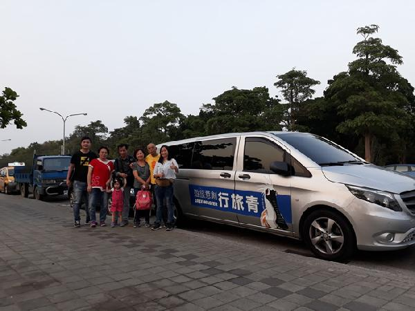 香港旅客 台南自由行-台南七股鹽山