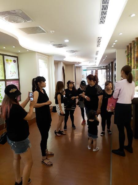 林小姐 老楊方城市觀光工廠 旅遊