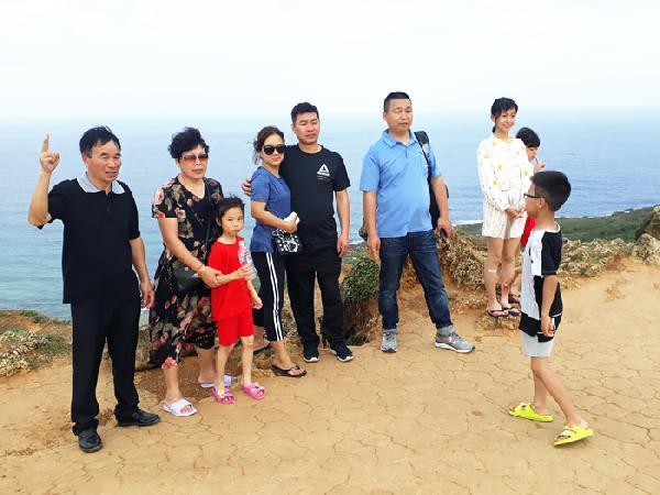 中國旅客 墾丁包車旅遊