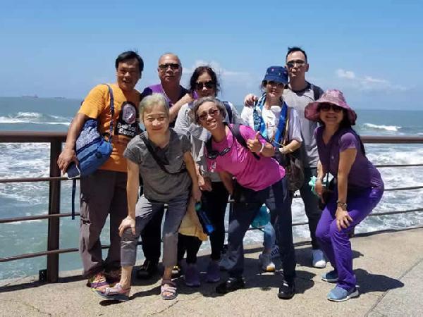 香港旅客 高雄包車四日遊