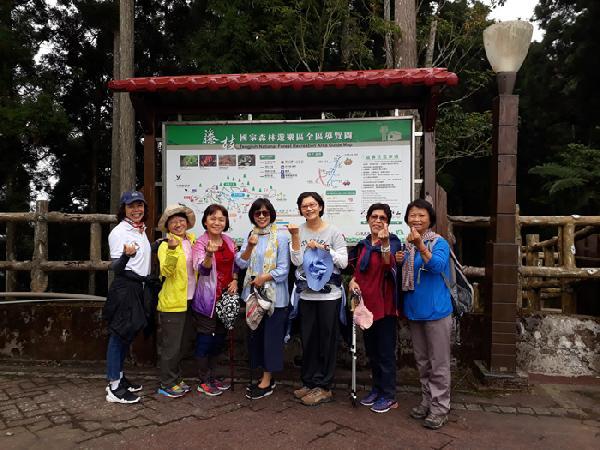 陳小姐 高雄包車自由行-藤枝國家森林遊樂區